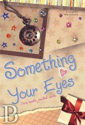 Something in Your Eyes | Toko Buku Online PengenBuku.NET | Nidi Adijaya | Mata indah itu…  Membawaku mengangkasa  Sesekali menyesatkanku pada belantara masa lalu  Aku seperti pernah melihatnya!  Tapi kau tak mengizinkanku  berlama-lama menjelajahi sepasang mata kepunyaanmu  Mungkin bukan salahmu,  kita bertemu dalam keadaan yang tidak menyenangkan…  antara aku dan kamu  terhampar alasan untuk kebencian  Membuatku menjadi ragu,  benarkah matamu menghadirkan cinta?  Rp32,000 / Rp27,200 (15%…