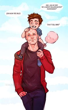 Dadpool by ribkaDory.deviantart.com on @DeviantArt. I think I like this version of spideypool better lol