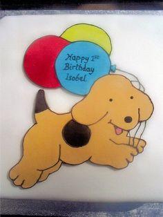 Spot the Dog cake | Flickr - Photo Sharing!