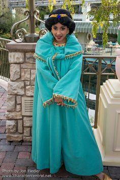 Meeting the Princess Jasmine