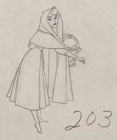 Princess Aurora - Original Drawings by Tom Oreb, Marc Davis and Iwao Takamoto X Animation Sketches, Art Sketches, Animation Studios, Disney Sketches, Disney Drawings, Megan Hess, Walt Disney Animation, Disney Artists, Disney Concept Art