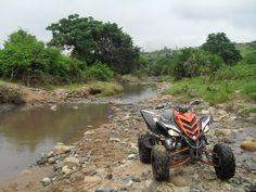 Yamaha raptor 700 quad