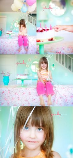 What is the name of the paint color on the walls...I LOVE IT! It would make all their pink girly stuff just pop.