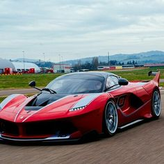 2015 Ferrari LaFerrari FXX K  Price : $2,700,000 Aspiration : Natural  Drivetrain : RWD  Follow @LuXuper for daily pics + specs  Follow @LuXuper for daily pics + specs  Follow @LuXuper for daily pics + specs  Photo by Ferrari.  #LuXuper #supercars #luxury #power #performance #fast #picoftheday #photooftheday #carstagram #igdaily #Italian #Italy #Ferrari #summer #fun #beautiful #lifestyle #style #happy #happiness #amazing #fresh #beast #fancy #red #curves