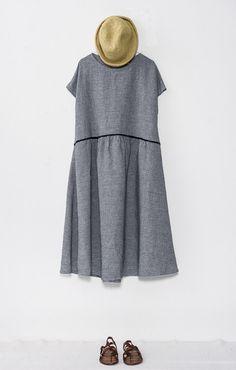 a.b gingham dress style P578