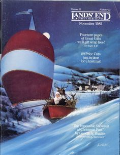 A Visit From Catalogs of Christmas Past Christmas Catalogs, Christmas Past, Snow Suit, Back In The Day, Great Gifts, Gift Wrapping, Painting, Gift Wrapping Paper, Amazing Gifts