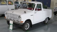 Mitsubishi 360 from 1962 was a fantastic knock-off of a Dodge pickup. Slightly smaller though.