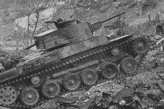 japanese tank type 97 shinhoto, tank assault the corregidor fortress