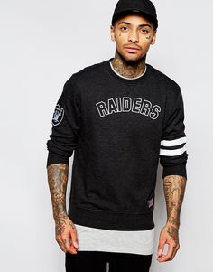 Image 1 of Majestic Raiders Sweatshirt
