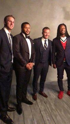 LA.Rams Sean Mcvay, Football Boys, College Football, Jared Goff, Nfc West, Nfl Championships, Todd Gurley, St Louis Rams, La Rams