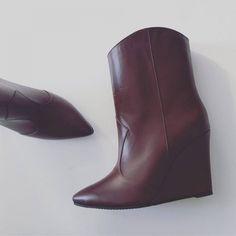 Botine Rosaria Pantofica.ro pantofi din piele