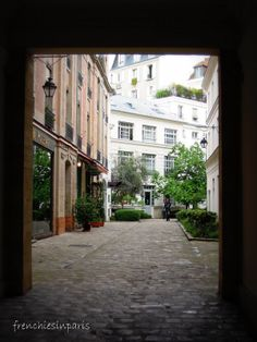 Passage Dauphine - Paris 6e