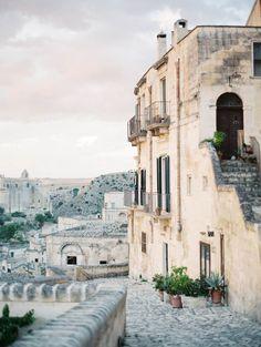 Matera, Il Sassi, Italy   Rebecca Lindon #travel #photography