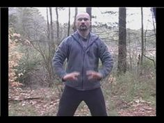 Tai Chi Warm Up Exercises : Tai Chi Chest Warm Ups - YouTube
