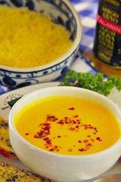 Easy Family Meals, Easy Meals, Sopas Low Carb, Soup Recipes, Vegetarian Recipes, Diet Recipes, Good Food, Yummy Food, Menu