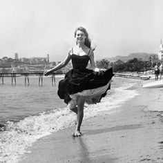 Have I always wanted to run down the beach in a gown? ummm, yes.