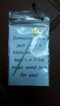 Magic wand swap