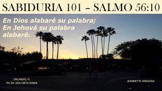 SALMO 56:10 - ORLANDO, FL PIC BY: ADA ORTIZ AYBAR