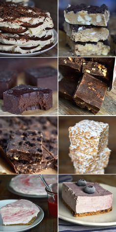 No Bake Gluten Free Bar & Pie Recipes - Gluten-Free on a Shoestring