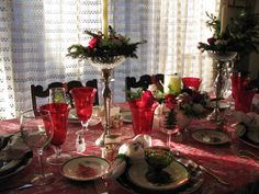 A blog about decor, tablescapes, cooking, and sewing.
