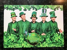 Happy St Patrick's Day! Beautiful Voice, Beautiful Men, Celtic Music, Celtic Thunder, Club, Cool Bands, St Patricks Day, Outlander, Irish