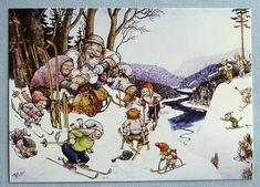 ROLF LIDBERG. Winter pret