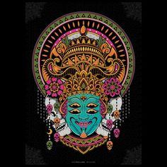 Careers Ross Draws, Dream Tattoos, Amai, Japan Art, Balinese, Digital Illustration, Concept Art, Abstract Art, Behance