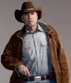 Robert Taylor of Longmire