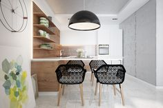 Studio apartments are becoming popular all over the world. In some places this is out of necessity, there simply isn't enough space to build new housing. So