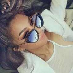 Love u beauties  #auroramakeup #selfie #motivescosmetics #anastasiabeverlyhills #houseoflashes