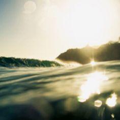 Swim in every ocean before I die