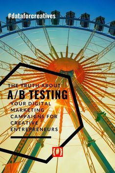 A/B Testing can be done with a lot of things: email subject lines, YouTube thumbnails, even your website buttons. Head over to learn more about how and when this optimization strategy is best used. // Lanie Lamarre - OMGrowth Small Business Marketing, Business Tips, Online Business, Creative Business, Gut Feeling, How Are You Feeling, Pinterest Advertising, Brand Building, Be Your Own Boss