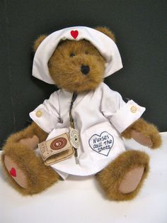 "Boyd""s Bear Florence Nightenbear (Gave to Kellie)"