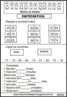 Matemática Math For Kids, Games For Kids, Subtraction Worksheets, Exercise For Kids, Math Lessons, Coloring Pages For Kids, Teaching Kids, Activities For Kids, Periodic Table