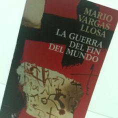 """Es una reconstrucción histórica a la vez que una pieza literaria centrada en las tierras del nordeste del Brasil de finales del siglo XIX. De Mario Vargas Llosa, """"La Guerra del Fin del Mundo"""""""