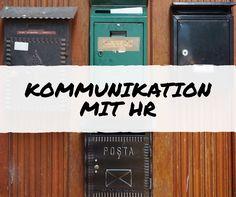 Erfolgreiche Kommunikation mit HR vor und während der Bewerbung