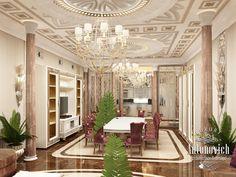 Kitchen Design in Dubai, Luxury Kitchen & Dining, Photo 11