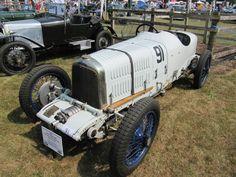 Aston Martin 1923 BM team car The Halford Special race car