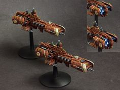 Space Marine Strike Cruisers  Aaron Dickey / Vaaish - Battlefleet Gothic @ Specialist Arms