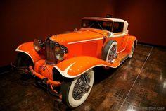 センセーショナルスチール - フリストミュージアムでのアールデコ自動車| オールドモーター