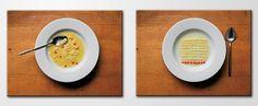 Buchstabensuppe.jpg (640×264) Kunst Aufräumen - Ursus Wehrli