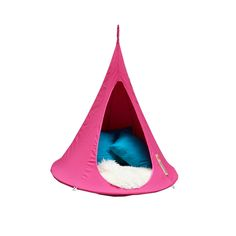 Discover the Hang-In-Out Bonsai Cacoon - Pink at Amara