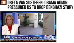 "Fox News Channel's Greta Susteren has stunning news:  the Obama administration tried to censor Fox News and prevent the network from airing a report that a ""stand down"" order was issued to security personnel at the CIA annex who wanted to rush to the rescue of Ambassador Christopher Stephens and the the other Americans who came under attack at the U.S. diplomatic compound."