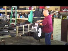 How to Build a Utility Trailer Full Video - Red Wing Steel Works