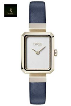 La grande marque de Luxe allemande Hugo Boss s'attaque au marché de l'horlogerie. Les montres suivent l'esprit contemporain et perfectionniste de la marque, elle vous proposera un design haut de gamme. Hugo Boss signe l'élégance avec leurs collections de montres pour homme et pour femme. Montres Hugo Boss, Square Watch, Quartz, Watches, Accessories, Design, Top Luxury Brands, Analog Signal, Clock Art