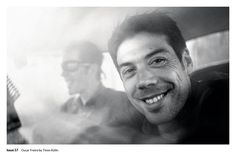 Timm Kölln took this intimate portrait of three-time world champion Oscar Freire for Issue 57.