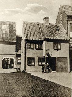 Stolpahuset. Foto Axel Sjöberg.