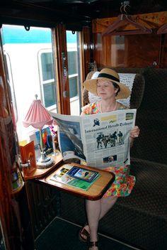 Orient-Express: Venice-Vienna-Paris (or London)