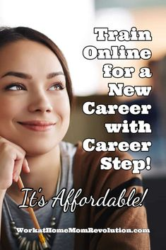 If you're ready to start making serious money - either from home or out in the brick and mortar world - you can't beat Career Step for reputation or cost! Career Step offers online training for a variety of work at home careers, including home-based medical billing and coding, transcription, and more! You can work from home! Get the online education you need at Career Step! #workathome #workfromhome #careers