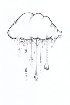 Could use this for artsy wall decor in a kiddos room.Love this pencil drawing. looks like a doodle. love the hearts and bubbles Doodle Drawings, Doodle Art, Rose Doodle, Heart Doodle, Doodle Sketch, Animal Drawings, Drawing Techniques, Drawing Tips, Drawing Ideas